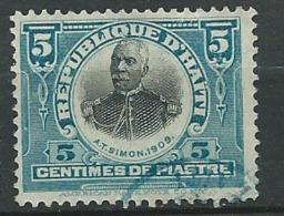 Haiti -   - Yvert N° 130 Oblitéré     -   Ava 27710 - Haiti