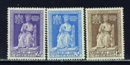IRELAND  -  1950 Holy Year Set Unmounted/Never Hinged Mint - 1949-... République D'Irlande