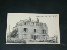 PONTAULT COMBAULT    1910 /   VUE DEVANTURE  COMMERCES  HOTEL GATEAU  ....  EDITEUR - Pontault Combault