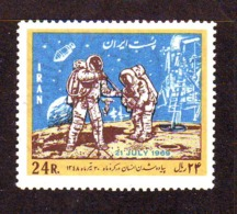 Iran 1969  SC# 1516  Set MNH - Iran