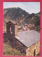 Valls D'Andorra - Echappée Sur Encamp - Chapelle De Vila - Excellent état - Scans Recto Verso - Andorre