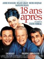 AFFICHE DE CINEMA 18 ANS APRES - Affiches