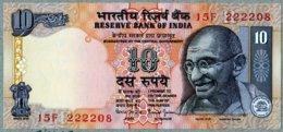 Inde 2010  10 Rupees  UNC  Neuf   Parfait - India