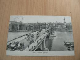 CP 82 / ROYAUME UNI / LONDRES / LONDON / CARTE VOYAGEE - Otros