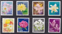 Japan 2014 - Hospitality Flowers Series 1 - Usados