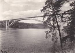 The Largest Bridge Structure In Czechoslovakia - Tsjechië