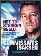DVD Commissaris Isaksen Het 13e Sterrenbeeld / Slangebaereren / Snakebarer - DVD