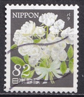 Japan 2014 - Hospitality Flowers Series 1(82 Yen) - Usados