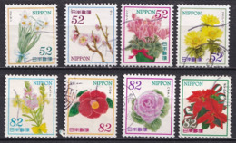 Japan 2014 - Hospitality Flowers Series 2 - Usados