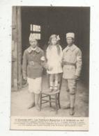 Cp, Les Tirailleurs MALGACHES à La TREMBLADE En 1917 , Charente Inférieure , Vierge , N° 12 - Personaggi