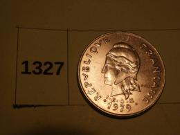Pièce 20 Francs Nouvelles Hébrides - Münzen