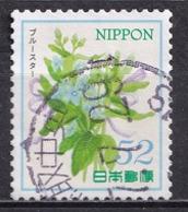 Japan 2015 - Hospitality Flowers Series 3 (52 Yen) - Usados