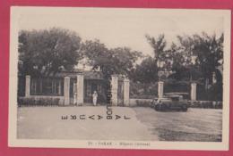 SENEGAL---DAKAR--Hopital Colonial----animé - Senegal