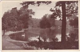 West Hartlepool, The Lake, Ward Jackson Park - Durham