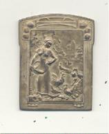 Médaille Sans Inscription - Petit élevage, Exposition D'oiseaux - Ornithologie, Basse-cour,...Matière Argent ?? (SL) - Other