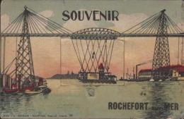 Souvenir De Rochefort Sur Mer à Système  ( 10 Mini Photos) - Rochefort