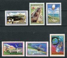 Barbados 1979. Yvert 489-94 ** MNH. - Barbados (1966-...)