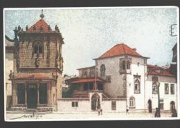 Braga - Capela E Casa Dos Coimbras - Braga