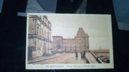 CPA - 7468. MONTAUBAN - CAISSE D 'EPARGNE ET MUSEE INGRES - Montauban