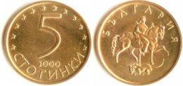 0,05 Lv - Bulgaria 2000 Year - Bulgarie