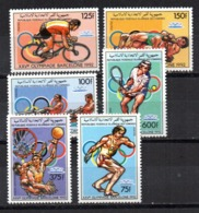 Serie Nº  Michel 825/30  Comores - Verano 1992: Barcelona