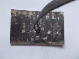 33 GIRONDE PR7S LIBOURNE COUTRAS HOPITAL AUXILIAIRE 66 Photo Blessés 14-18 Militaires Militaria 1914-15 - Libourne