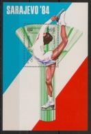 Kampuchea - 1984 - Bloc Feuillet BF N°Yv. 43 - Olympics / Sarajevo - Neuf Luxe ** / MNH / Postfrisch - Kampuchea