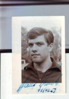 Hans Buzek FK AUSTRIA WIEN FOOTBALL, ORIGINAL FOTO  Authograph SIGNATURE - Authographs