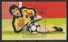 Kampuchea - 1989 - Bloc Feuillet BF N°Yv. 69 - Football World Cup Italia 90 - Neuf Luxe ** / MNH / Postfrisch - Kampuchea