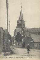 Sains-Richaumont    L'Eglise   Animation - Other Municipalities