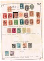 Tasmanie. Ancienne Collection. Old Collection. Altsammlung. Oude Verzameling. - Briefmarken