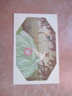 Woman Donnine Illustratore D.GOBBI Ediz.Majestic CCM N. 2478 - Non Classificati