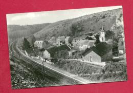 C.P. Sosoye = Panorama. Chemin  De Fer Et Le Rocher - Anhee