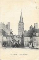 La Charité-sur-Loire (Nièvre) - Clocher De L'Eglise - Librairie Marchand - Carte N° 1 - La Charité Sur Loire