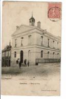 CPA-Carte Postale-France- Courtenay- Hôtel De Ville  En 1905- VM6734 - Courtenay