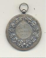 Médaille  MECHELEN / MALINES 1946, Exposition D'oiseaux - Ornithologie,...Matière Argent ?? (SL) - Other