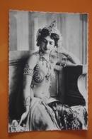 CARTE PHOTO MATA HARI COLLECTION REUTLINGER - Entertainers