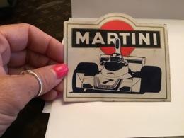 Autocollant Martini Voiture De Course - Autocollants