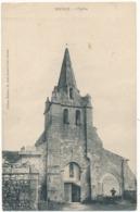SEUILLY - L'Eglise - Francia