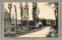 CPA - SENLISSE (78) - Aspect De L'entrée Du Bourg En 1910 - Francia