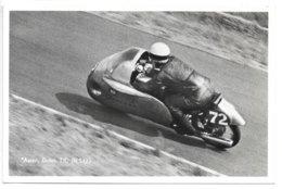 Carte-photo...Assen...Dutch T.T ...(N.S.U.)... - Sport Moto