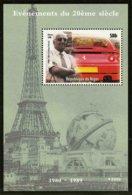 NIGER - ENZO FERRARI - 1 BLOC FEUILLET DE 1 TIMBRE NEUF ** - Niger (1960-...)