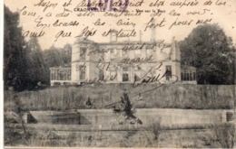 DEPT 02 : édit. A G R Série De Guerre 1914-18 N° 30 : Craonnelle Le Château Vue Sur Le Parc - Other Municipalities