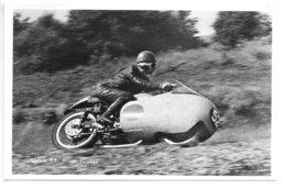 Carte-photo......Dutch T.T...Assen...(Guzzi)... - Sport Moto