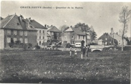C 1776  CHAUX-NEUVE QUARTIER DE LA MAIRIE - France