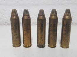 Lot De 5 Cartouches à Blanc Propulsive FN - Armes Neutralisées