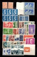 France Belle Collection De Bonnes Valeurs Neufs ** MNH 1900/1949. Gomme D'origine. TB. A Saisir! - Francia