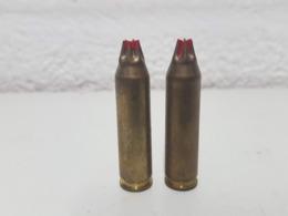 Lot De 2 Cartouches à Blanc Propulsive FN - Armes Neutralisées