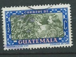Guatemala  -    - Yvert N° 343  Oblitéré    -  Ava 27933 - Guatemala