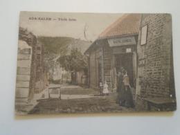 D168330  Romania  Ada-Kaleh Török üzlet  Hayri Ahmed Shop -Cantine  PU 1909 - Rumänien